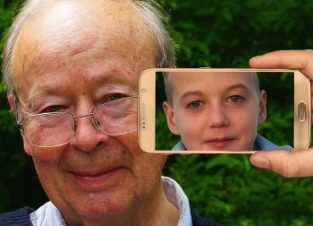 Afbeelding jeugdige oudere