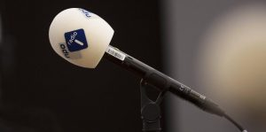 Afb microfoon Radio 1