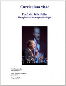 Afbeelding cover cv Jelle Jolles