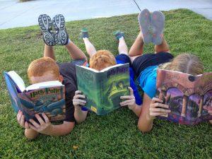 Afb kinderen lezen