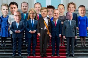 Afbeelding VU-kabinet