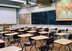 Afbeelding klaslokaal
