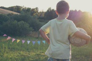 Afb jongen voetbal