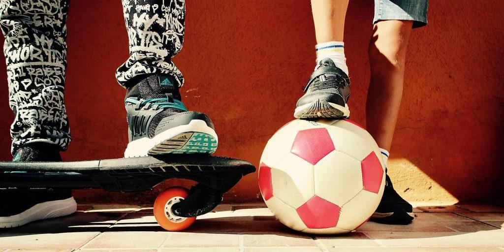 Afb jongens voetbal