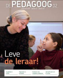 Afbeelding omslag De Pedagoog #2 2019